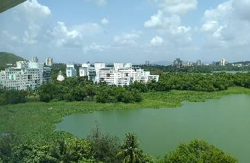 The objection raised by NGO in Mumbai for using chemicals in Powai Lake