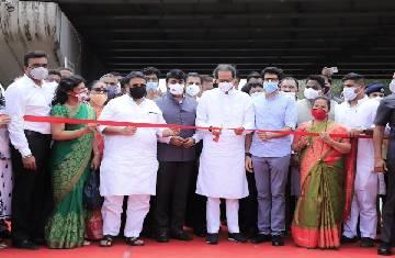 Mumbai: BMC opens Ghatkopar-Mankhurd flyovers