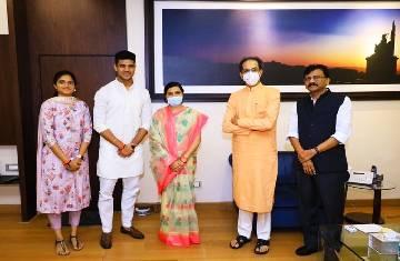 Kalaben Delkar, Wife of Late Mohan Delkar to join Shiv Sena Ahead of BMC polls scheduled in Jan 2022