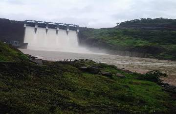 After heavy rains in Mumbai, the water level in lakes rise to 92%